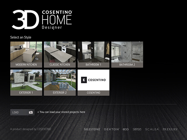 silestone home design app 2